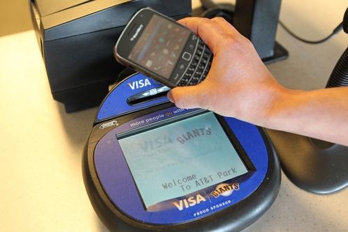 Visa y RIM