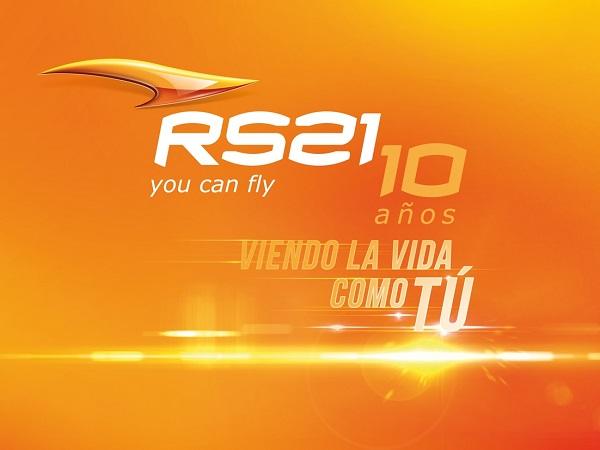 RS21 10 Años