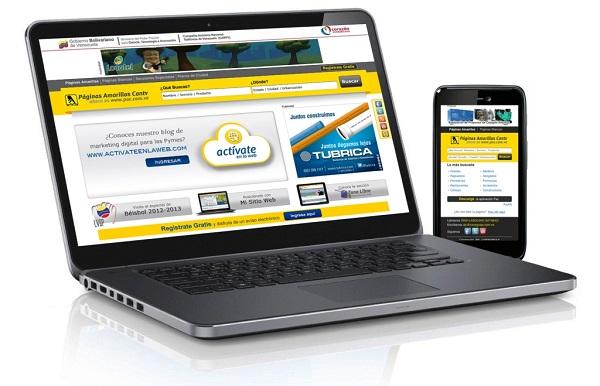 Rediseño del portal de PAC 2013