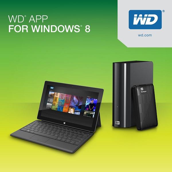 Windows8 WDapp