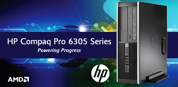 HP Compaq Pro 6305 Business