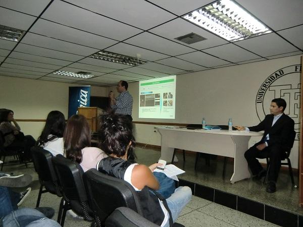 Jornadas educativas de Telefónica Venezuela
