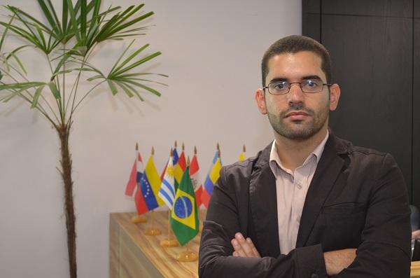 Rodrigo Guedes - Communication Specialist South America