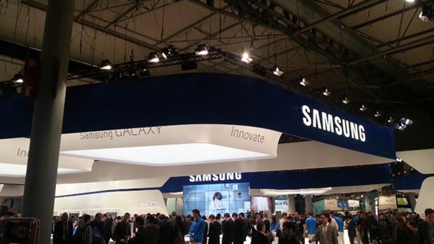 Samsung #MWC13