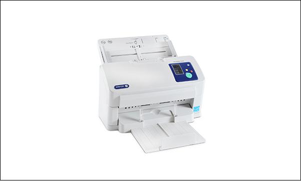 escáner DocuMate 5445 de Xerox
