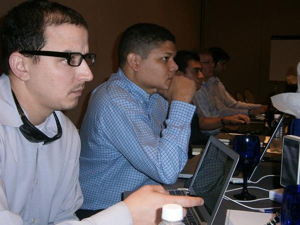 Bloggers de USA, Dominicana y Guatemala