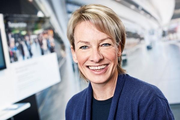 Bodil Sonesson - Vicepresidente de Ventas Globales