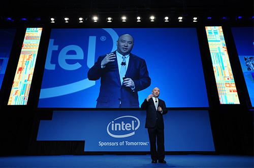 Ian Yang Vice Presidente Global de Intel y Presidente de Intel China