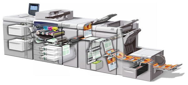 Xerox Color J75 and C75 Presses
