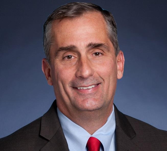 Brian Krzanich - CEO de Intel