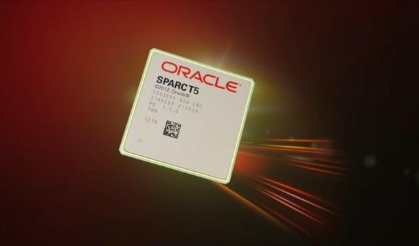 Oracle Sparc T5