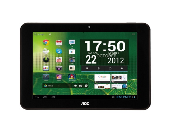 Tablet Breeze AOC