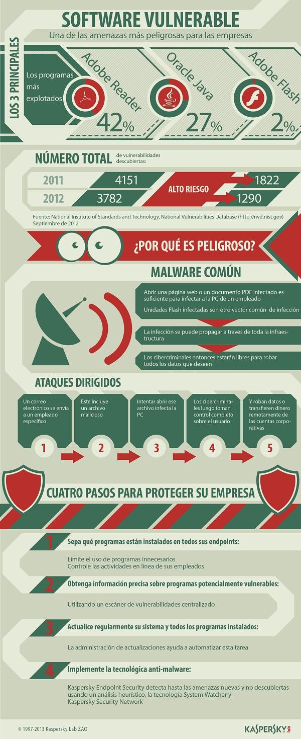 Software Vulnerable