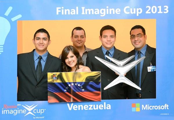 Equipo de Venezuela Lazarillo Net