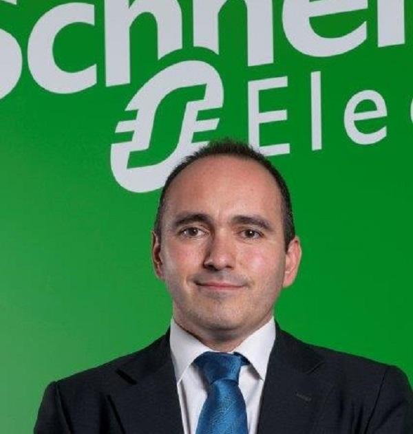 Vicente Chiralt-VP de Marketing de Schneider Electric para la Zona Iberica, Africa y America del Sur