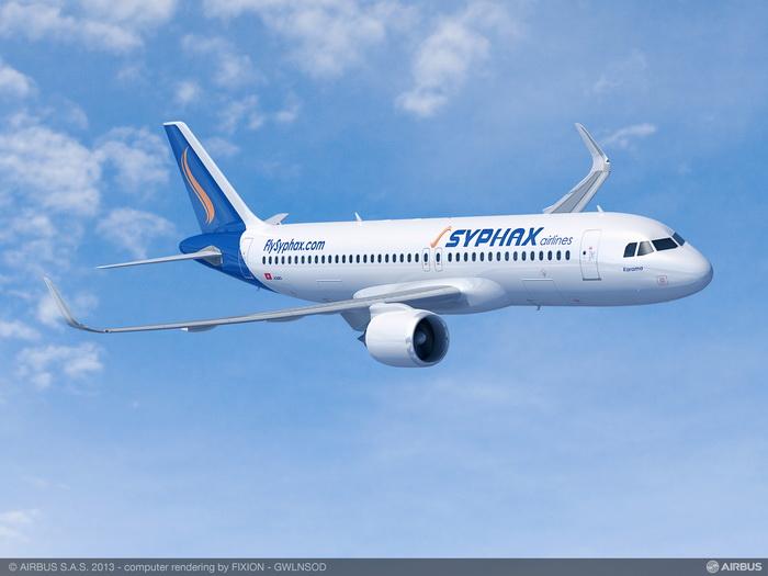 A320neo SYA