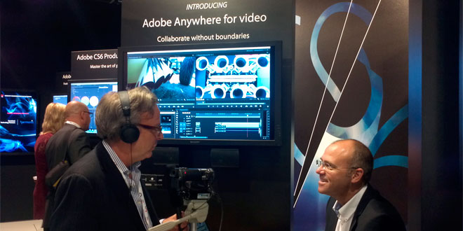 Adobe Anywhere para Video