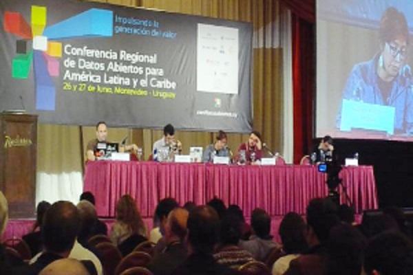 Conferencia Regional de Datos Abiertos para America Latina y el Caribe