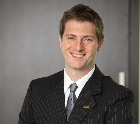 Juan Pablo Tavil es gerente de ventas de Axis Communications para países hispanoparlantes en Sudamérica.
