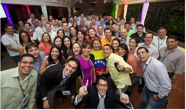 LOS SOCIOS DE NEGOCIO DE MICROSOFT VENEZUELA EN EL WPC 2013