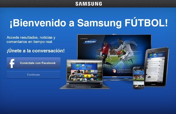 Samsung Futbol