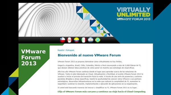 VMware Forum 2013