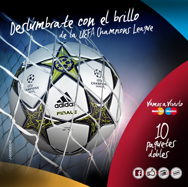Vamos a vivirlo UEFA 2013