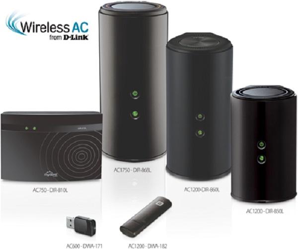 Wireless AC D-Link