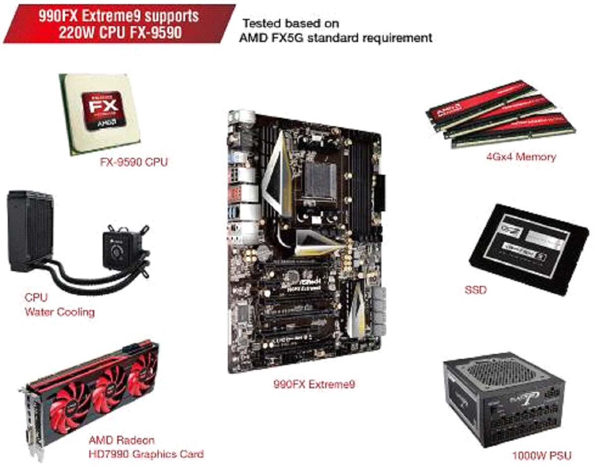 990FX Extreme 9