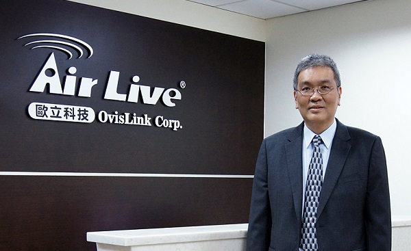 AirLive Albert Yeh