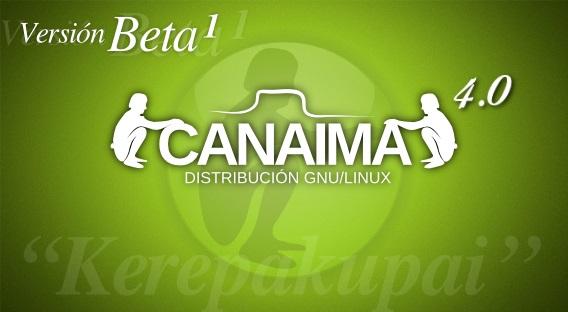 Canaima Beta1