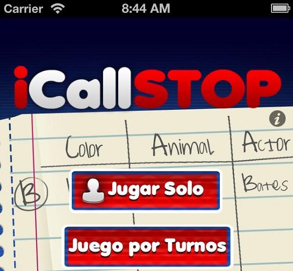 Nueva versión de iCallSTOP en iOS y FB