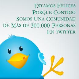 banesco 300 mil seguidores