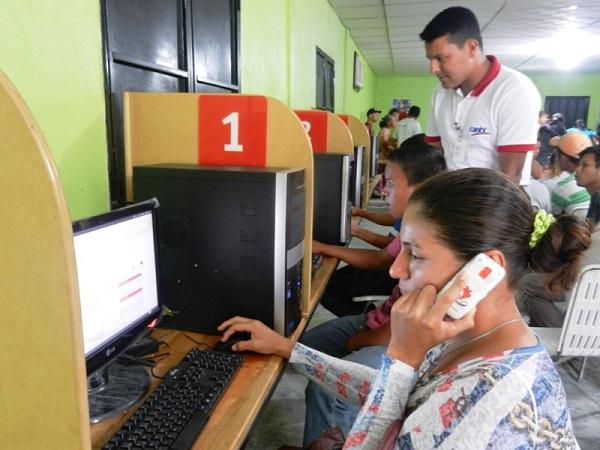 Avanza el despliegue de servicios de telecomunicaciones en Barinas