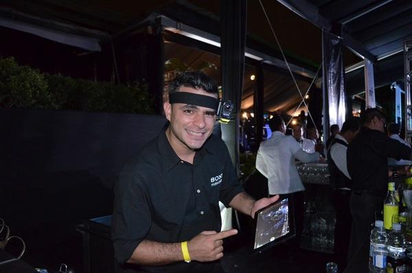 Show Sony - Bartender
