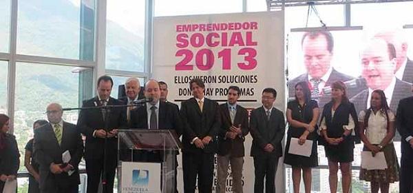 Emprendedor Social 2013