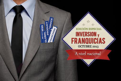 Inversión y Franquicias
