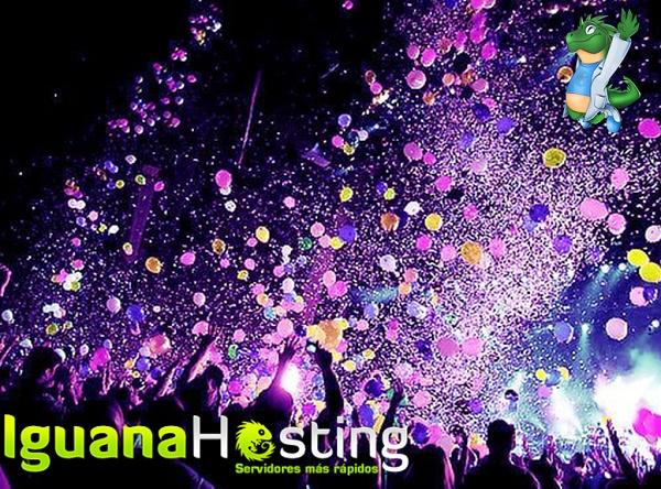 Iguanahosting.com celebra sus 12 años con planes a Bs. 12