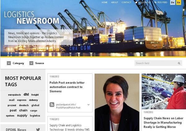 LogNewsroom