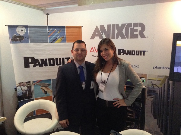 Panduit y Anixter en LAPS 2013