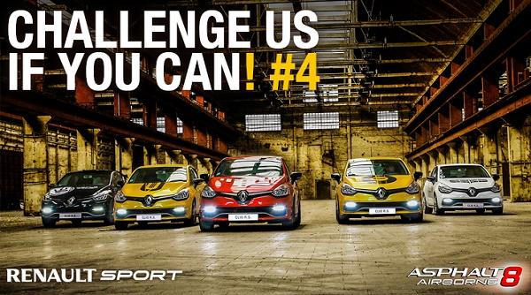 Renault en Asphalt 8