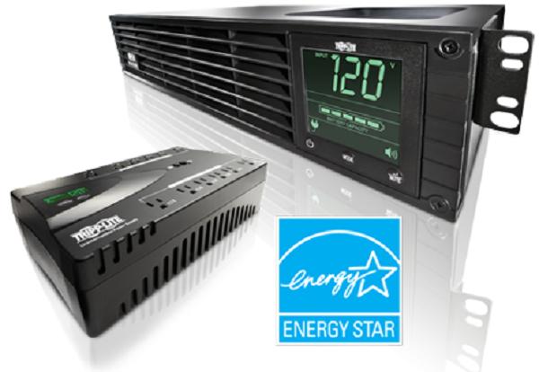 Tripp Lite - UPS con sello Energy Star