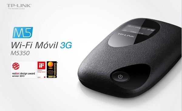 Wi Fi Móvil 3G - TP-LINK