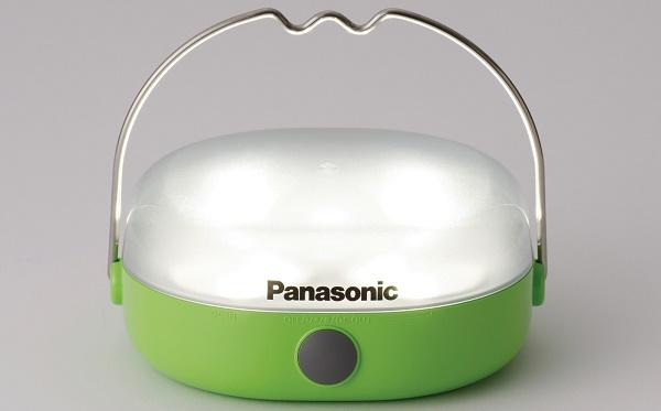 LAMPARA SOLAR PANASONIC