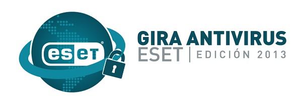 gira antivirus eset 2013