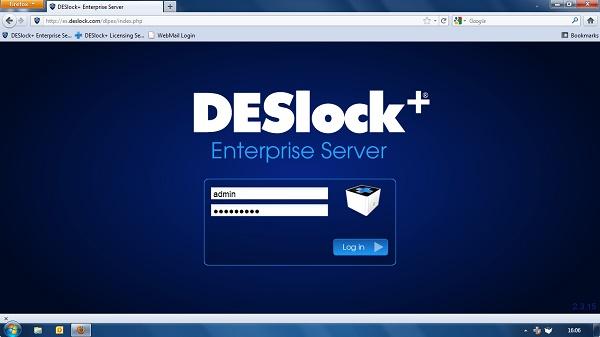 Alianza ESET- Deslock
