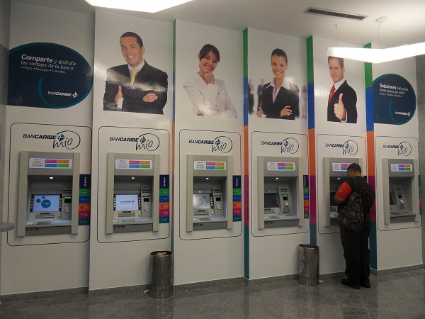 Cajeros Automáticos Bancaribe