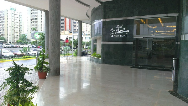 Hotel Eco Premium Plaza Merú