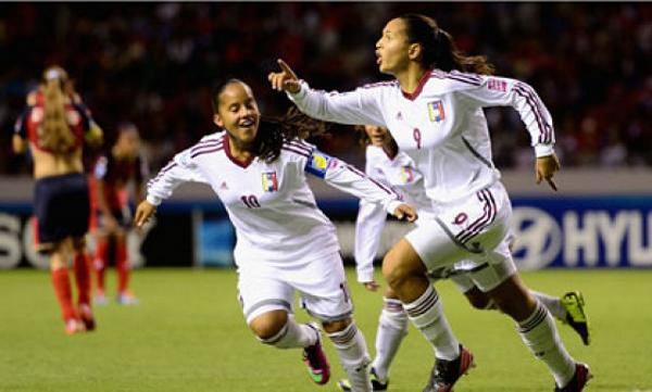 Venezuela Selección Femenina Sub-17