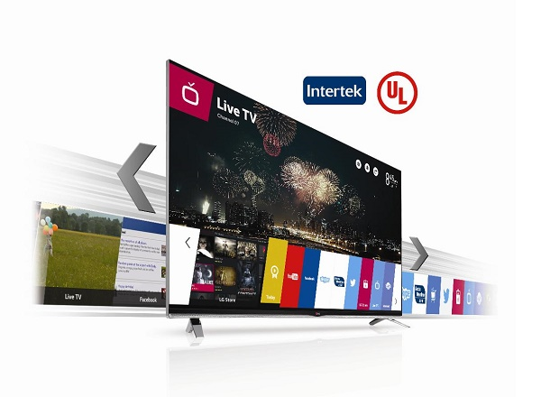 webOS UL-Intertek